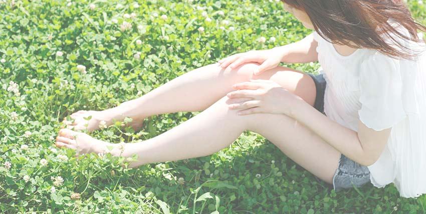 脚が太る習慣