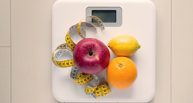 体重と体型